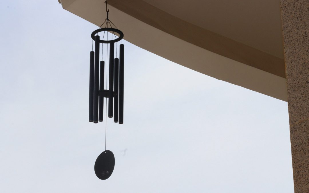 Where to place Wind Chimes for better Home Feng Shui